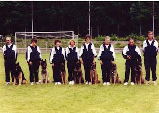 Photo: EM SKBS Elversberg Deutschland 1992 mit Lutin 4er
