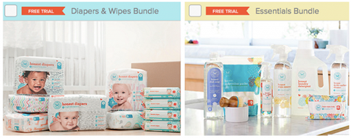 FREE Diapers & More fo...