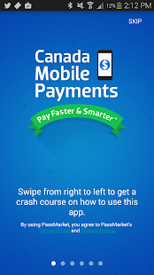 Canada Mobile Payments- screenshot thumbnail