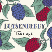 Logo of Tröegs Boysenberry Tart Ale