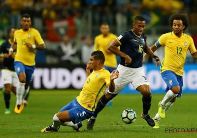 Nouveau capitaine pour le Brésil