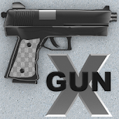 Game X-Gun: Stickman Shooter/Sniper APK for Kindle