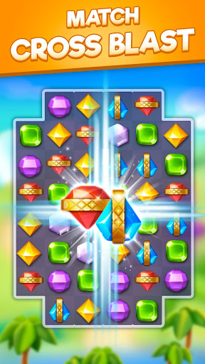 Bling Crush - Jewel & Gems Match 3 Puzzle Games 1.3.6 Mod screenshots 2