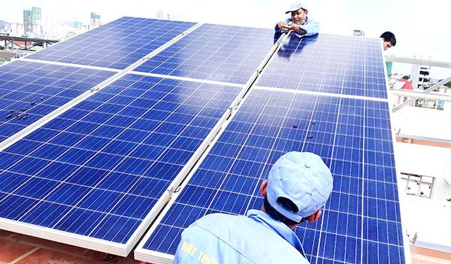 Đơn vị lắp đặt điện mặt trời nha trang uy tín nhất