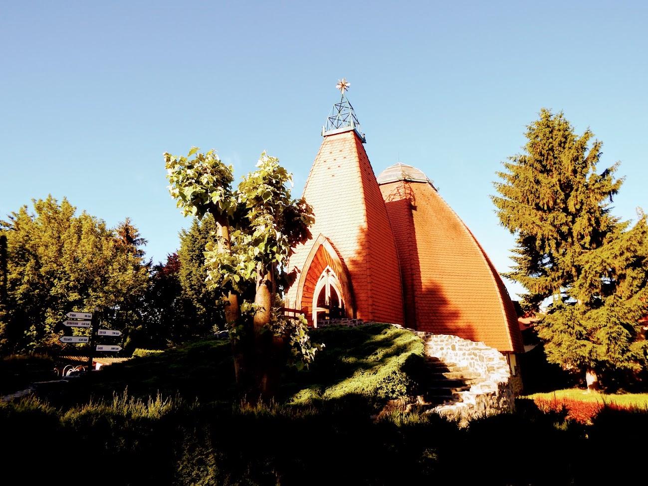 Kőszeg - református templom