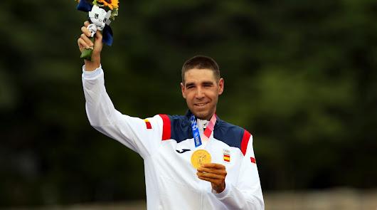 El ciclismo andaluz está orgulloso de su medalla