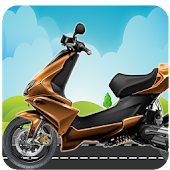 Moto Scooter Toy
