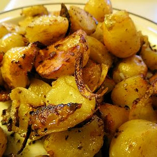 Grilled Home Fries