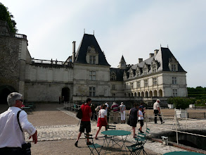 Photo: chateau de villandry