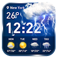 2018 Live Weather Forecast icon