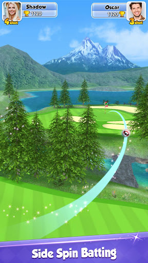 Golf Rival - screenshot