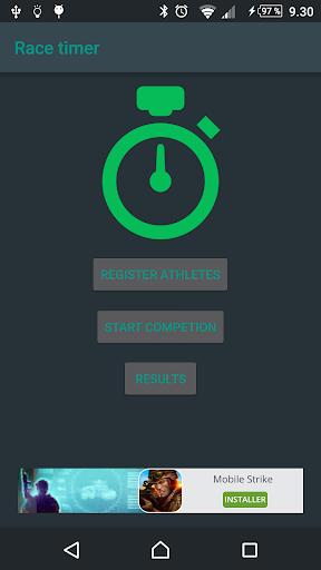 玩免費運動APP|下載Race Timer app不用錢|硬是要APP