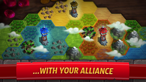 Royal Revolt 2: Tower Defense RTS & Castle Builder screenshots 7