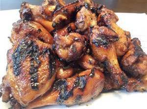 Fireman Bob's Simple Garlic Chicken My Way... Recipe