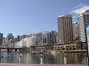Photo: March 26 (Thursday) Sydney Harbourside