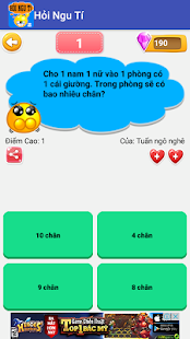 Download Hỏi Ngu Tí For PC Windows and Mac apk screenshot 2