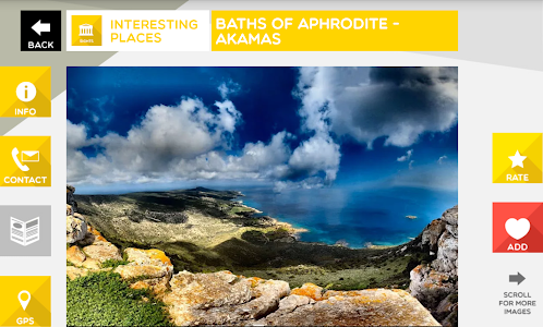 Paphos Travel Guide, Cyprus screenshot 2
