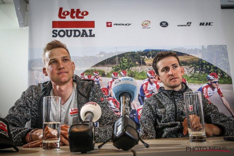 """Tim Wellens strijdvaardig: """"Wout Van Aert en Mathieu van der Poel hebben bewezen dat het mogelijk is"""""""