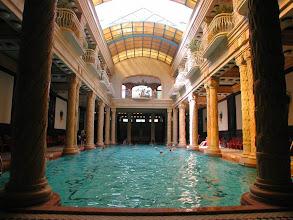 Photo: Tur til Budapest 22 - 26. aug. 02. Gellert hotel