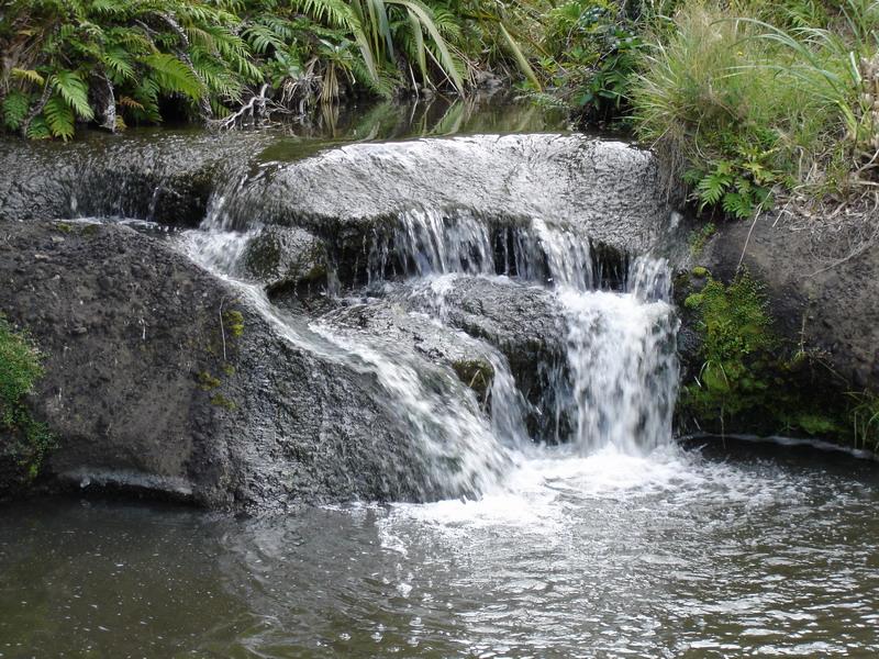 Lake Waimanu 2005