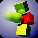 BrickDown 3D icon