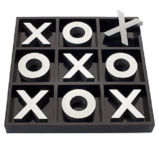 Tic Tac Toe (2 players) JustXO
