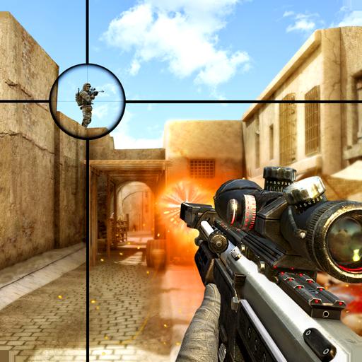 Secret Sniper Counter Terror
