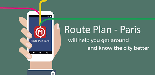 Paris Subway Map Interactive.Paris Metro Map Route Plan Apps On Google Play
