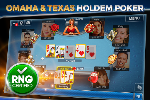 Omaha & Texas Hold'em Poker: Pokerist 31.3.0 screenshots 1