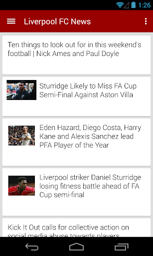 BIG Liverpool Football ニュース