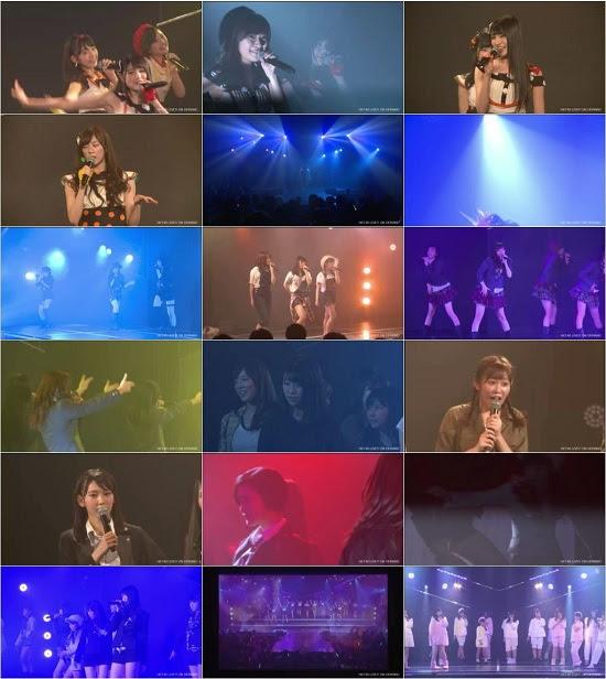 "(LIVE)(公演) HKT48 ひまわり組 ""ただいま 恋愛中"" 公演初日 151219"