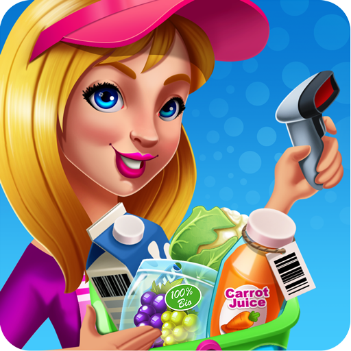 SuperMarket Fever - Girl Shopping & Cooking Food