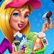 SuperMarket Fever - ショッピング& 料理 フード ゲーム