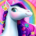 Tooth Fairy Horse - Caring Pony Beauty Adventure icon