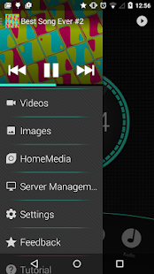 Remote for WMP LITE: miniatura de captura de pantalla