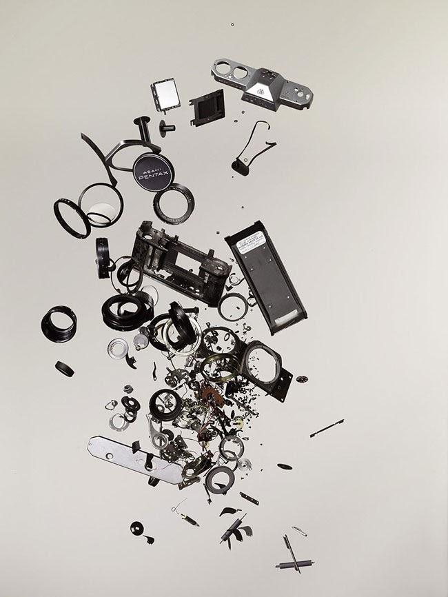 Khám phá cấu tạo bên trong những bên trong những vật dụng mà ai cũng có