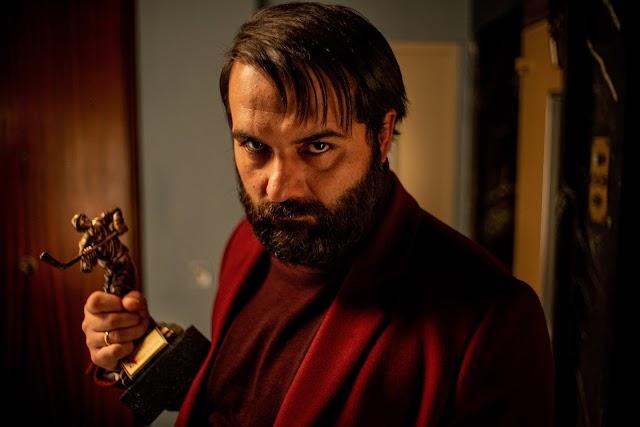 Alfonso Sánchez, en una imagen de la película.