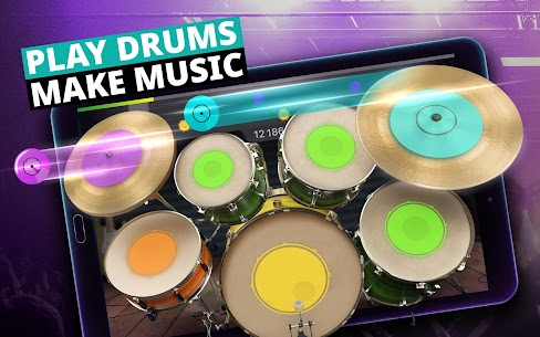 Drum Set Music Games & Drums Kit Simulator 5
