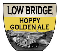Logo of Big Ditch Low Bridge Hoppy Golden Ale