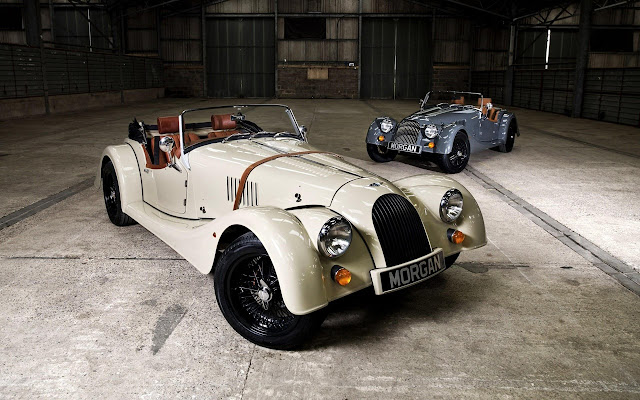 Morgan Plus 4 Tab