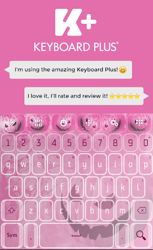 Pumpkin Keyboard