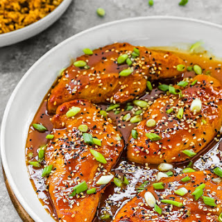 Easy Asian-Style Chicken Breasts