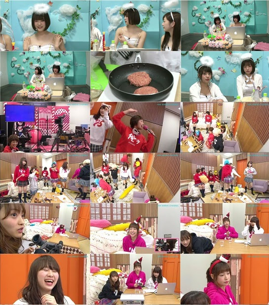 (TV-Variety)(720p) YNN [NMB48チャンネル] Collection 160116 160117