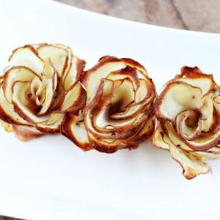 Easy Potato Roses.