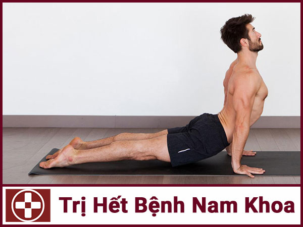 bai tap yoga tu the ho mang