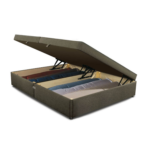 Sleepeezee Memory Comfort 800 Divan Bed