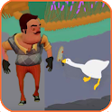 Goose vs Neighbor's Untitled Game mobile Simulator icon