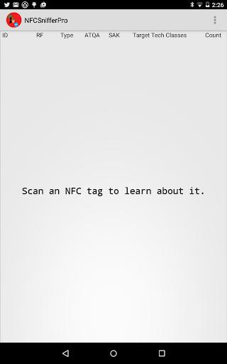 NFC Sniffer Pro