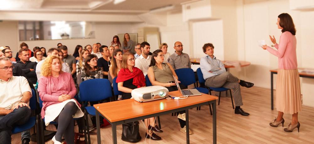 Ekaterina Filippova (eKat Communication) online visibility expert, speaker & trainer on social media & communication