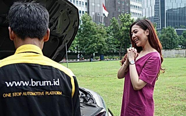 bengkel mobil Brum Indonesia services